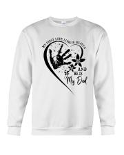 My First Love Lives In Heaven Crewneck Sweatshirt thumbnail