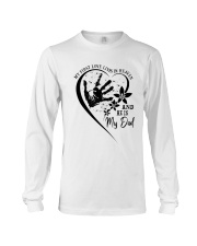 My First Love Lives In Heaven Long Sleeve Tee thumbnail