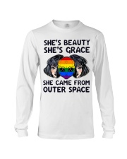 She Came From Outer Space Long Sleeve Tee thumbnail
