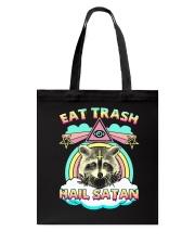 Eat Trash Tote Bag thumbnail