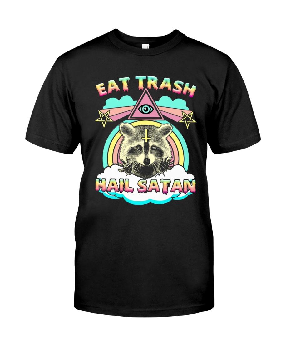 Eat Trash Classic T-Shirt
