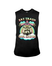 Eat Trash Sleeveless Tee thumbnail