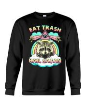 Eat Trash Crewneck Sweatshirt thumbnail