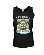 Eat Trash Unisex Tank thumbnail
