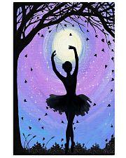 A Girl Loves Ballet 11x17 Poster front
