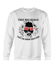 That Rug Really Crewneck Sweatshirt thumbnail