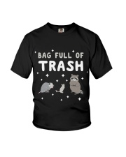 Bag Full Of Trash Youth T-Shirt thumbnail