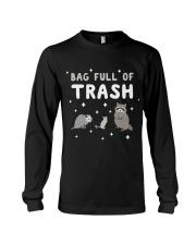 Bag Full Of Trash Long Sleeve Tee thumbnail