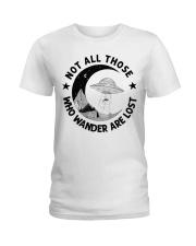 Not All Those Ladies T-Shirt thumbnail