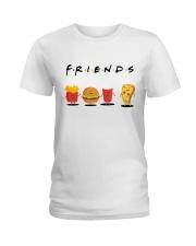 Friends Ladies T-Shirt thumbnail