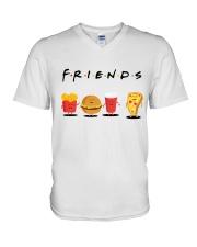 Friends V-Neck T-Shirt thumbnail