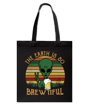The Earth Is So Brewtiful Tote Bag thumbnail