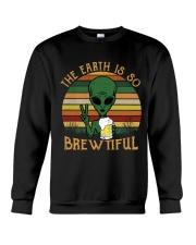 The Earth Is So Brewtiful Crewneck Sweatshirt thumbnail