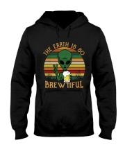 The Earth Is So Brewtiful Hooded Sweatshirt thumbnail