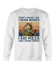 That is What I Do Crewneck Sweatshirt thumbnail