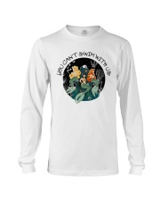 You Can Not Swim Long Sleeve Tee thumbnail