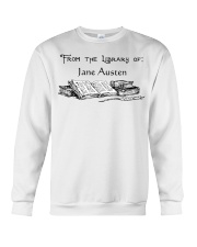 From The Library Crewneck Sweatshirt thumbnail