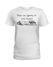 From The Library Ladies T-Shirt thumbnail