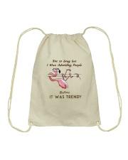 Not To Brag But Drawstring Bag thumbnail