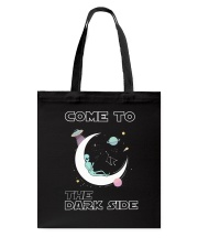 Come To The Dark Side Tote Bag thumbnail