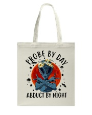 Probe By Day Tote Bag thumbnail