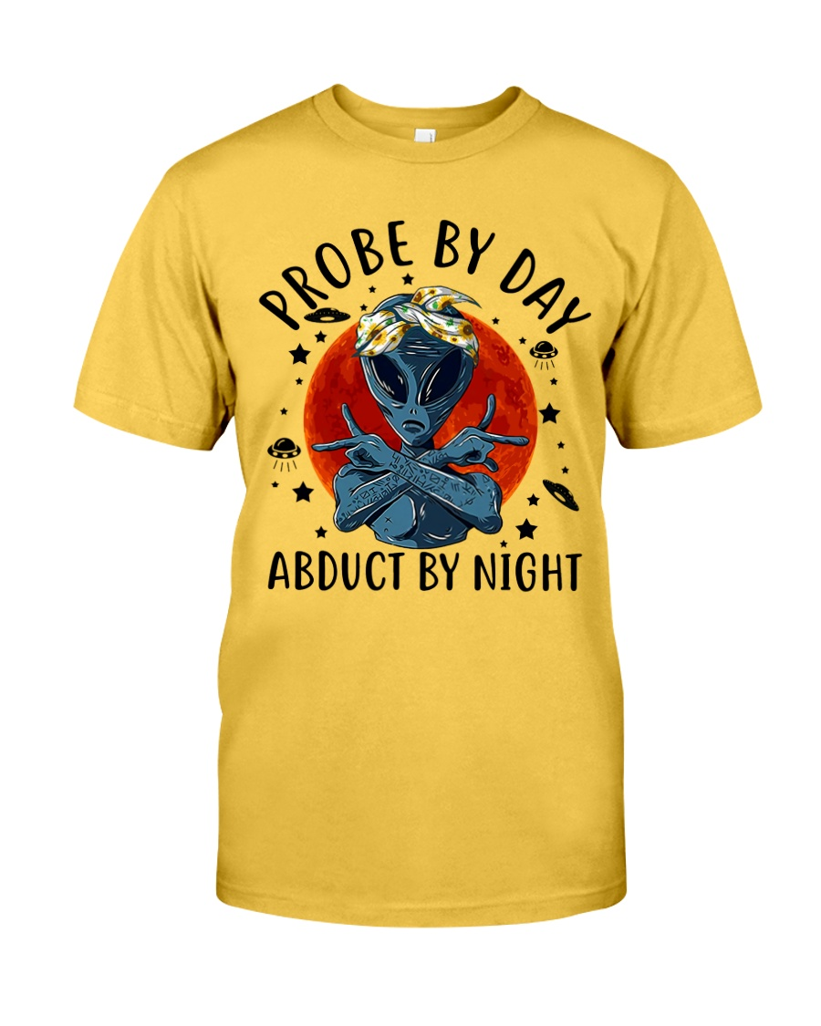 Probe By Day Classic T-Shirt