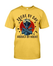 Probe By Day Classic T-Shirt front