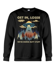 Get In Loser Crewneck Sweatshirt tile
