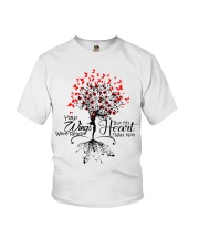 Heaven Your Wings Were Ready Youth T-Shirt thumbnail