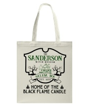 Sanderson Witch Museum Tote Bag thumbnail