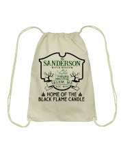 Sanderson Witch Museum Drawstring Bag thumbnail