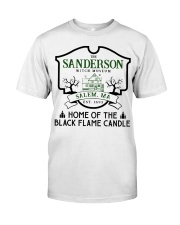 Sanderson Witch Museum Classic T-Shirt front