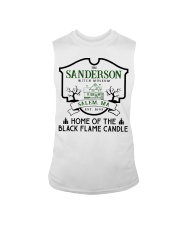 Sanderson Witch Museum Sleeveless Tee thumbnail