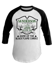 Sanderson Witch Museum Baseball Tee thumbnail