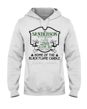 Sanderson Witch Museum Hooded Sweatshirt thumbnail