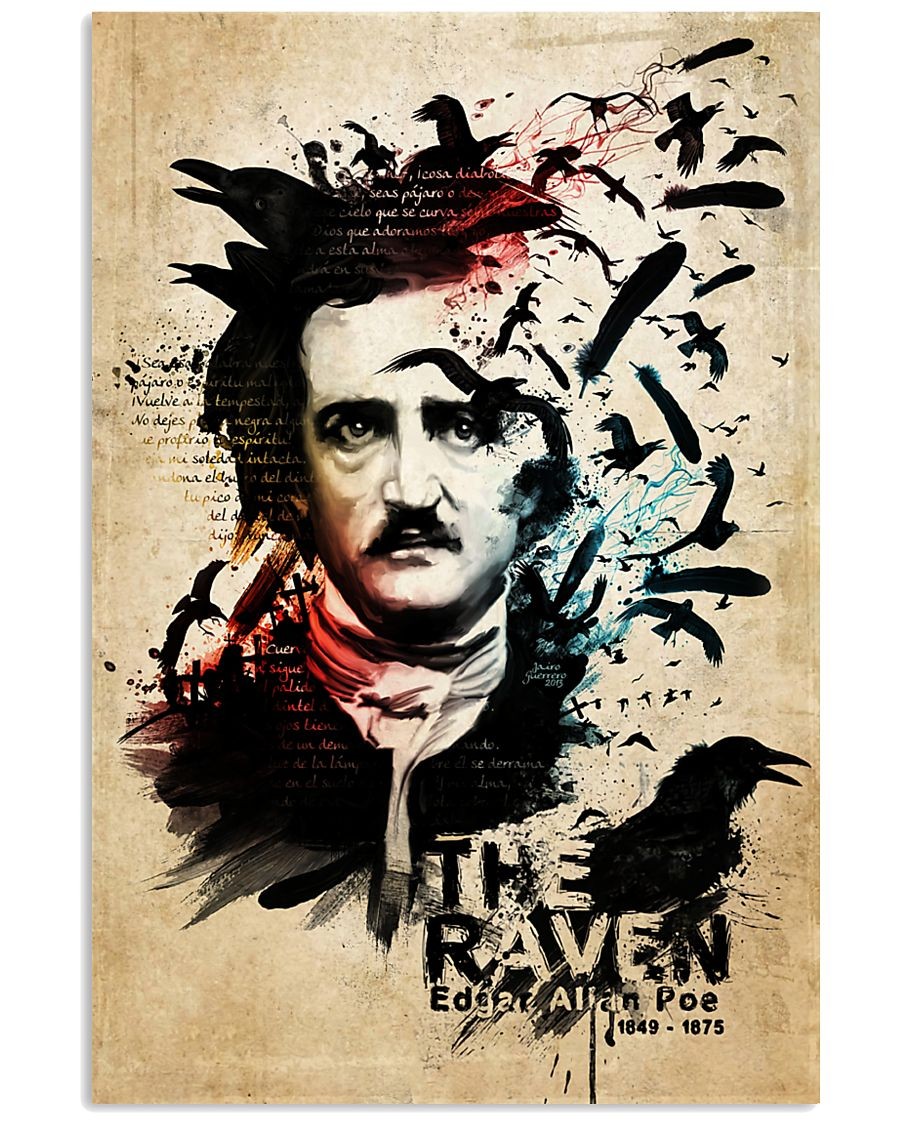 The Raven 11x17 Poster