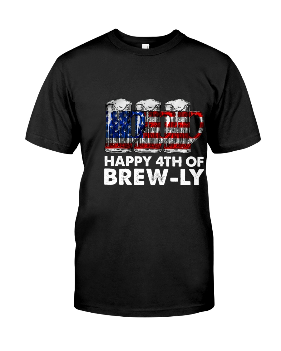 Happy Four Of July Classic T-Shirt