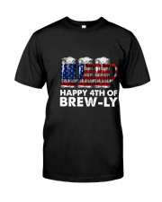 Happy Four Of July Classic T-Shirt front