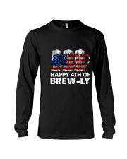 Happy Four Of July Long Sleeve Tee thumbnail