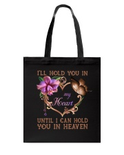 I Will Hold You In My Heart Tote Bag thumbnail