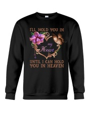 I Will Hold You In My Heart Crewneck Sweatshirt thumbnail