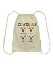 Cowculus Drawstring Bag tile