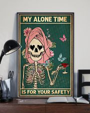 My Alone Time 11x17 Poster lifestyle-poster-2