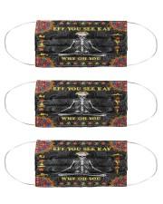 T-yogas-2407-li135 Cloth Face Mask - 3 Pack front