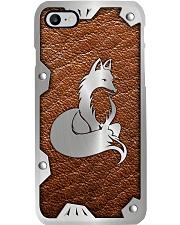N-foxes-0411-010th Phone Case i-phone-8-case
