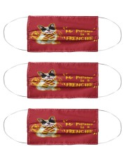 N- dogss-2407-th109 Cloth Face Mask - 3 Pack front