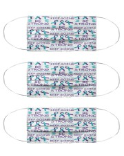 N-suici 15-2807-Q162 Cloth Face Mask - 3 Pack front
