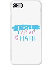 I Love Math  Phone Case thumbnail
