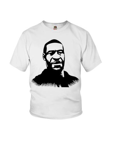 George Floyd - I Can't Breath - Youth Tshirt