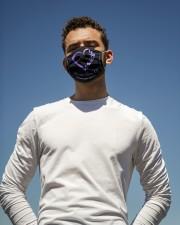 fibromyalgia heart mas  Cloth Face Mask - 3 Pack aos-face-mask-lifestyle-11